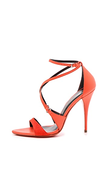Narciso Rodriguez Ava Strappy Sandals