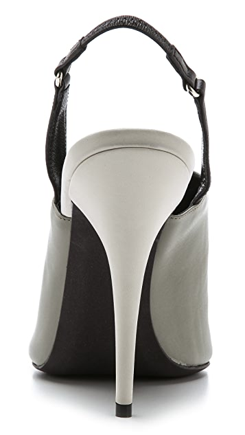 Narciso Rodriguez Cindy Slingback Sandals