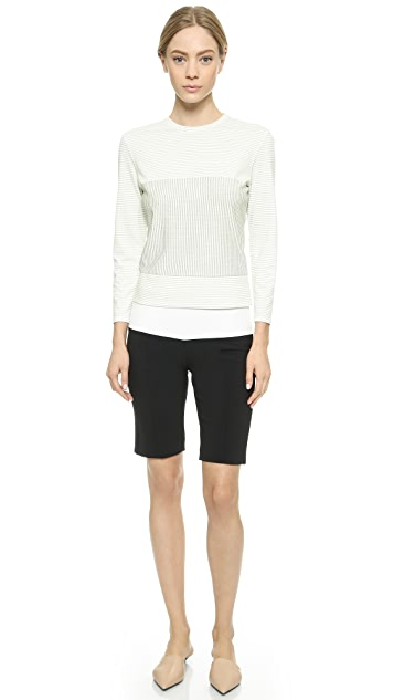 Narciso Rodriguez Scuba Bicycle Shorts