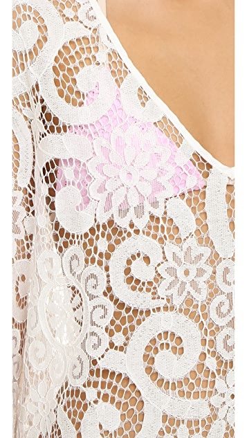 9seed St Tropez La Quinta Cover Up Dress