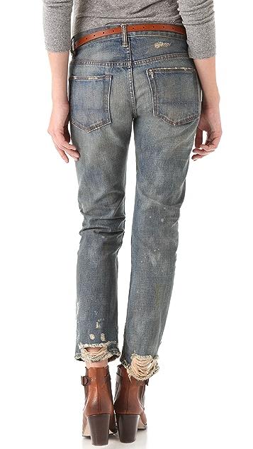 NSF Beck Relaxed Boyfriend Jeans