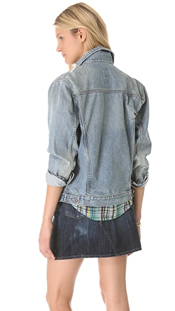 NSF Nickie Denim Jacket