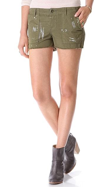 NSF Sonny Cutoff Shorts