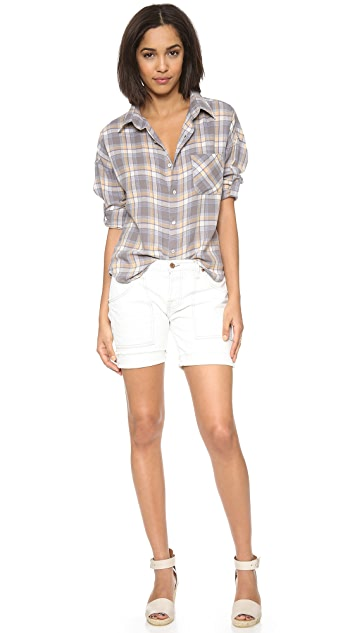 NSF Rhodes Plaid Shirt