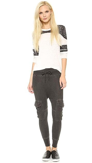 NSF Smith Harem Cargo Pants