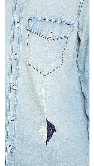NSF Bliss and Mischief x NSF Lesli Shirt