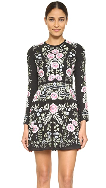 Needle & Thread Spring Embroidery Dress