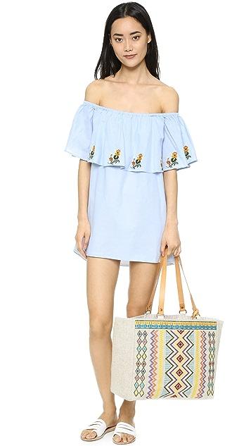 Nightwalker Daisy Mini Dress