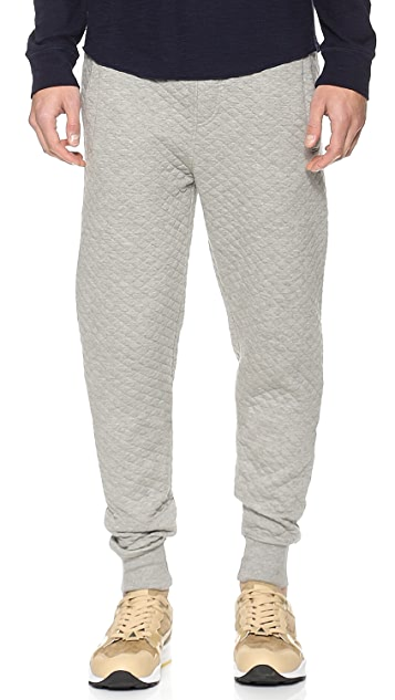 Native Youth Quilted Joggers