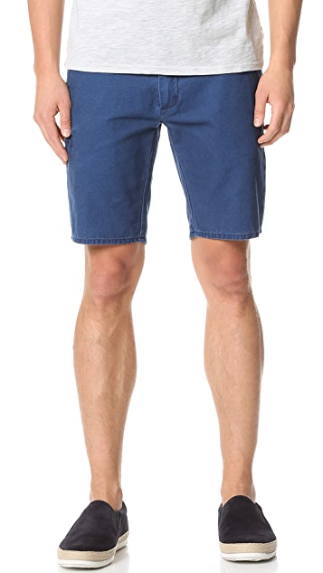 Native Youth Cotton Chino Shorts