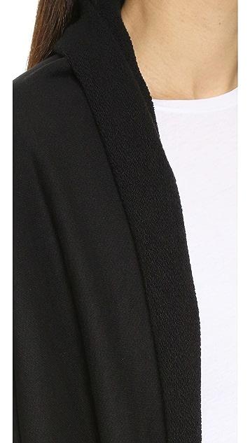Oak Long Sleeve Wrap