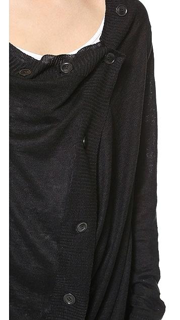 Oak Square Collar Sweater