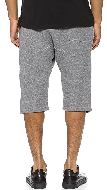 Oak Karate Sweat Shorts