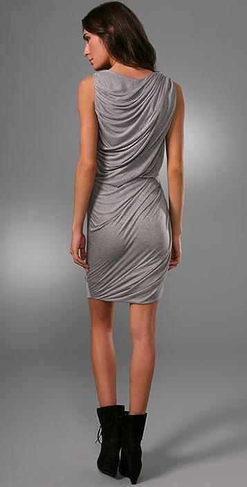 Obakki Draped Dress