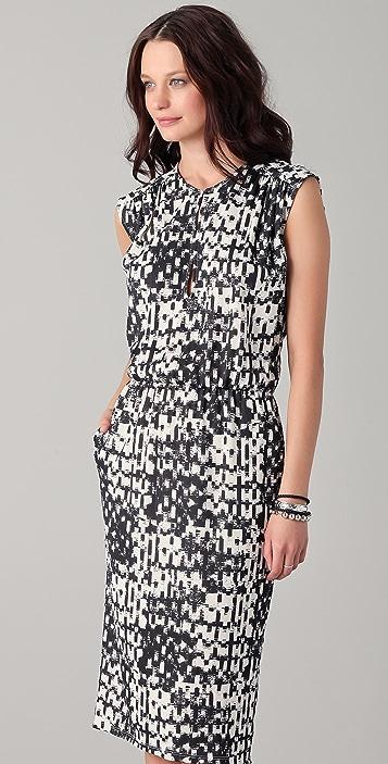 Obakki Lorelei Print Dress