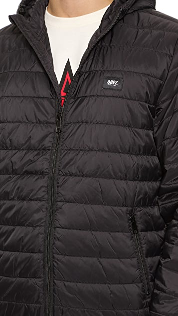 Obey Quest Jacket