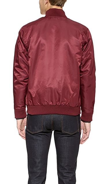 Obey Death Bomber Jacket