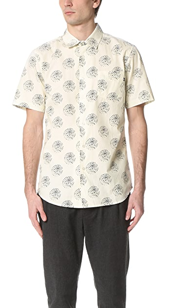 Obey Mulholland Short Sleeve Shirt