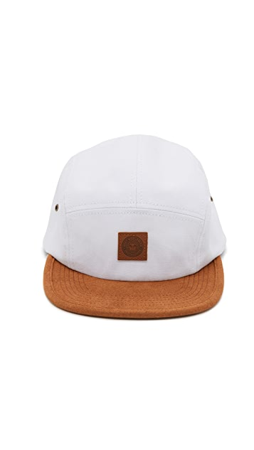 Obey Bayside 5 Panel Cap