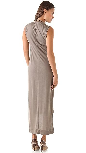 O by Kimberly Ovitz Enyo Cross Front Dress