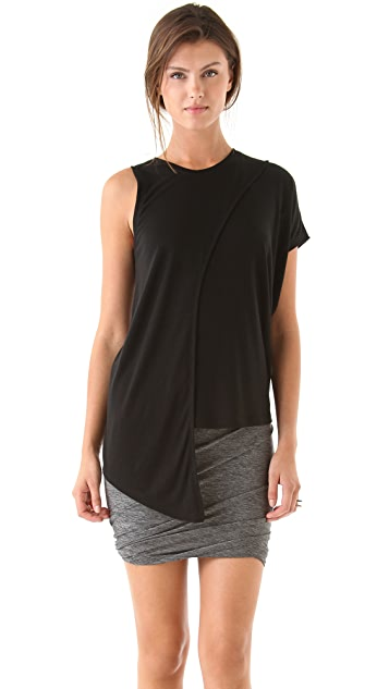 O by Kimberly Ovitz Yosha Drape Side Top