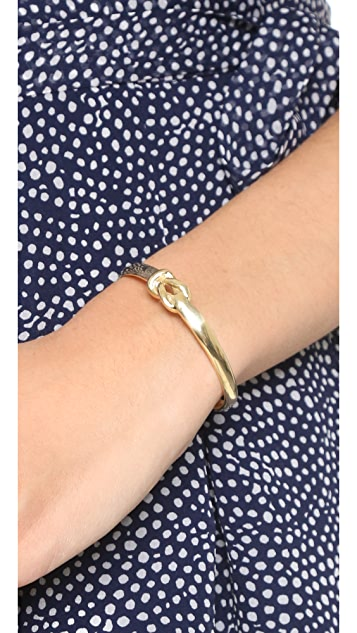 Odette New York Lovers Knot Cuff Bracelet