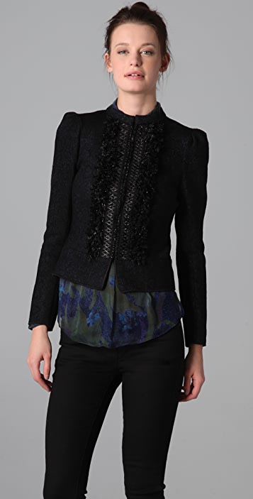 Of Two Minds Jove Knit Jacket