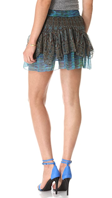 Of Two Minds Socca Skirt