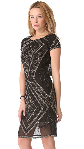 Of Two Minds Dintra Beaded Dress