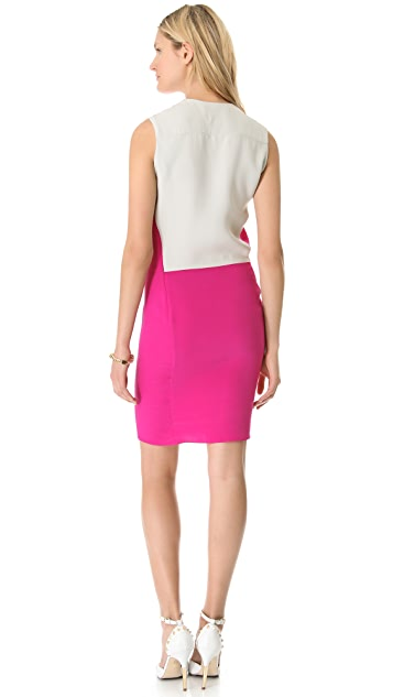 Ohne Titel Colorblock Tank Dress