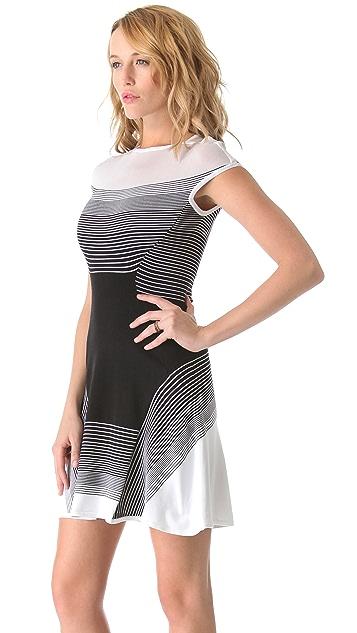 Ohne Titel Ombre Stripe Knit Dress