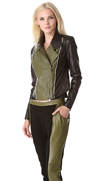 Ohne Titel Double Zip Jacket