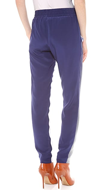 Ohne Titel Ombre Pleat Front Pants