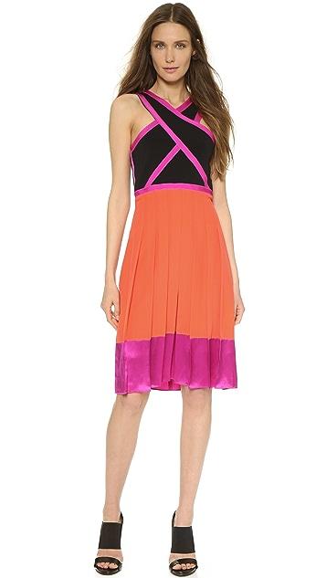 Ohne Titel Pleated Dress