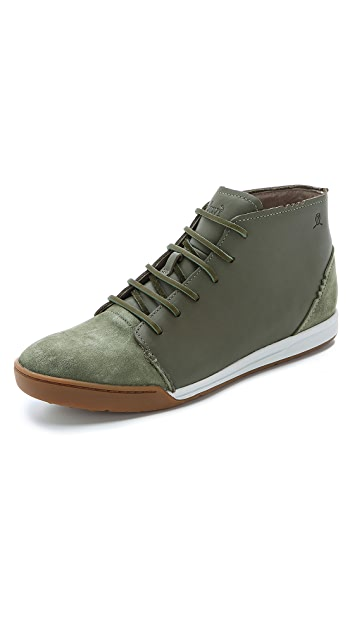 OHW? Johnson High Top Sneakers