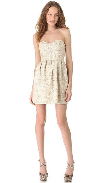 Olcay Gulsen Strapless Dress