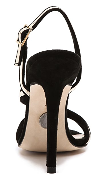 Olcay Gulsen Strappy Sandals