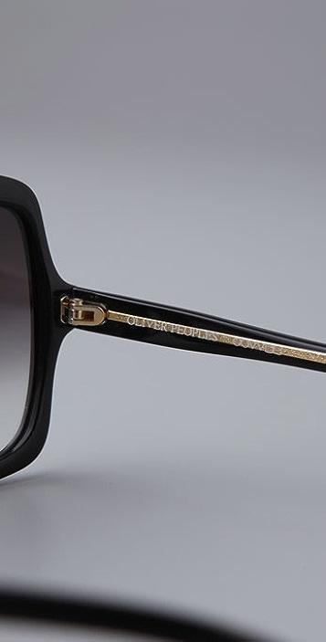 Oliver Peoples Eyewear Apollonia Sunglasses