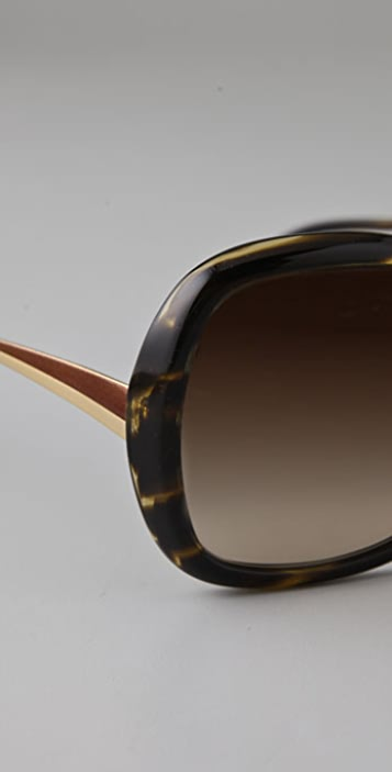 Oliver Peoples Eyewear Zaya Sunglasses