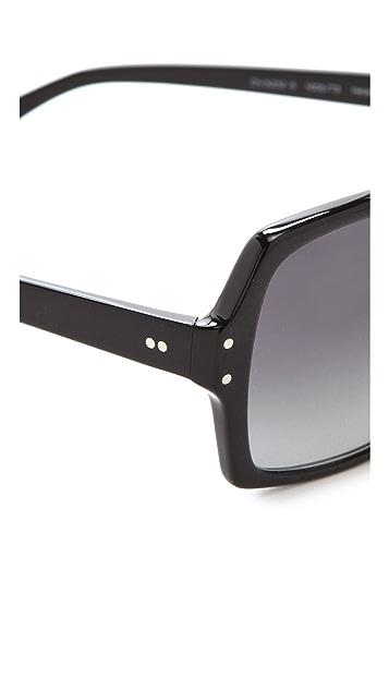 Oliver Peoples Eyewear Helaine Polarized Sunglasses