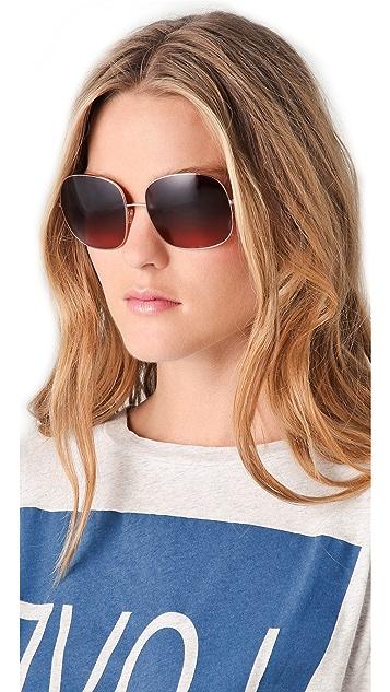 Oliver Peoples Eyewear Daisy Polarized Sunglasses