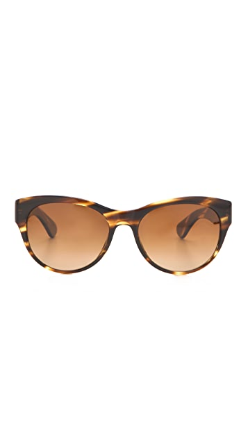 Oliver Peoples Eyewear Mande Polarized Sunglasses