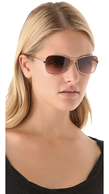 Oliver Peoples Eyewear Sanford Photochromatic Sunglasses