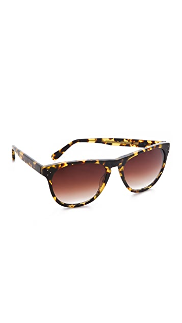 Oliver Peoples Eyewear Daddy B Sunglasses