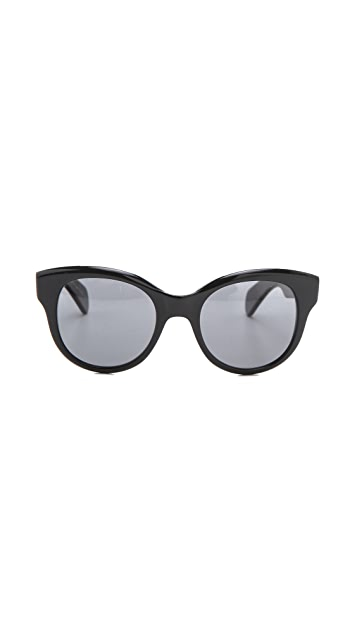 Oliver Peoples Eyewear Jacey Polarized Sunglasses