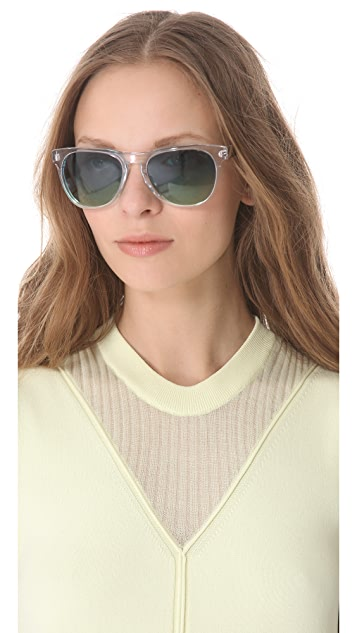 Oliver Peoples Eyewear Braverman Sunglasses