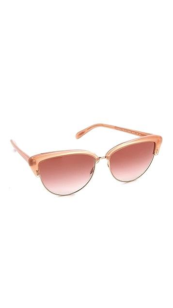Oliver Peoples Eyewear Alisha Sunglasses