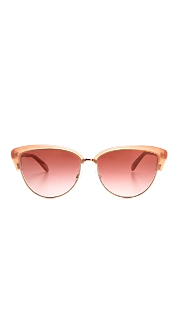 Oliver Peoples Eyewear Alisha Sunglasses