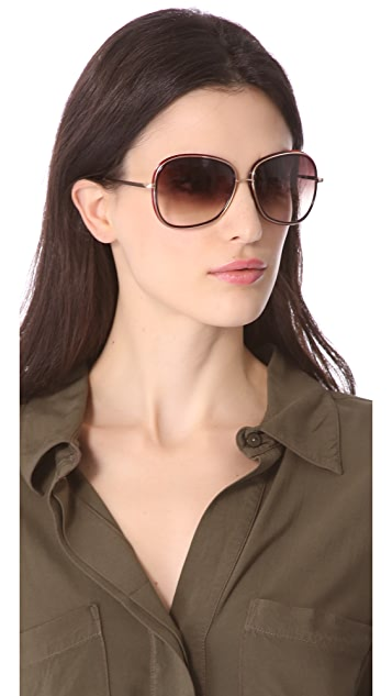 Oliver Peoples Eyewear Emely Sunglasses