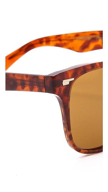 Oliver Peoples Eyewear Lou Sunglasses